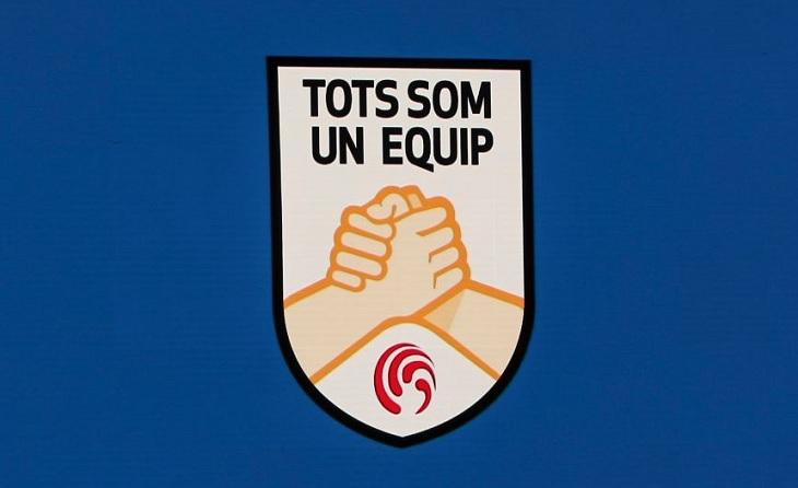 'Tots som un equip'. És l'únic missatge que tots hauríem de tenir clar // FOTO: FCF