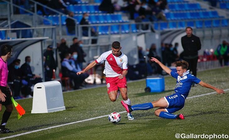 L'Hospi va debutar amb derrota enfront d'un Badalona més afortunat // FOTO: Álex Gallardo-CELH