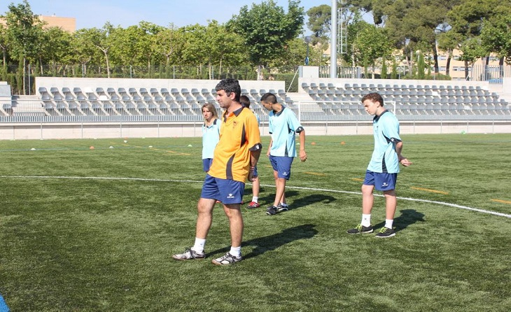 Figu, Castelldefels, Uni Bellvitge