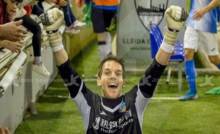 Pau Torres, Lleida Esportiu