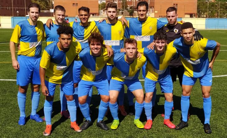 Sabadell Nord 2020-2021, a Primera Catalana Grup 1