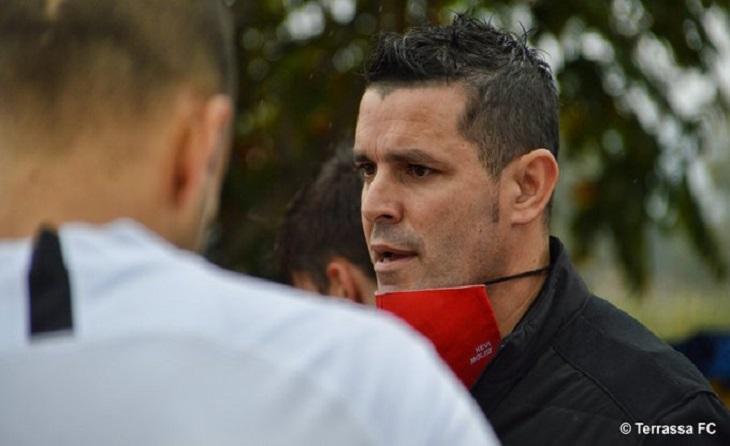 Gran oportunitat per al Terrassa de Xevi Molist amb la visita del València a l'Olímpic // FOTO: Terrassa FC