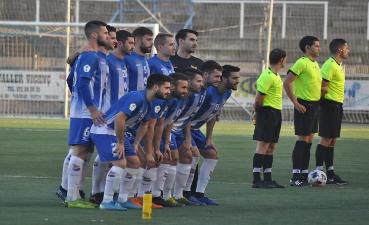La Unió Esportiva Figueres necessita els tres punts més que La Pobla Mafumet i l'empat no li val a ningú // FOTO: UEF
