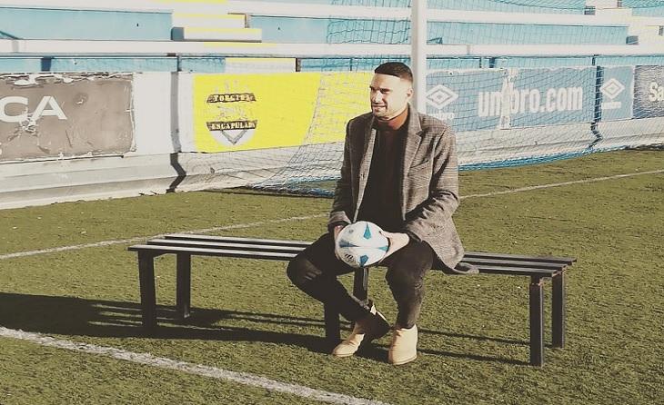 Javier Sánchez Camacho 'Javito', un mite del futbolcat és l'aposta de David Prats per a la direcció esportiva // FOTO: D.P.