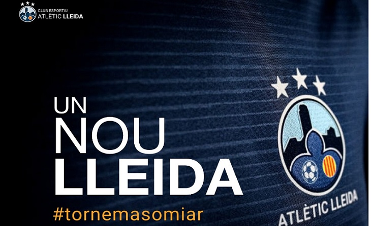 L'Atlètic Lleida de Xavi Batalla és un dels vuit representants triats pels clubs de Primera Catalana // FOTO: At. Lleida