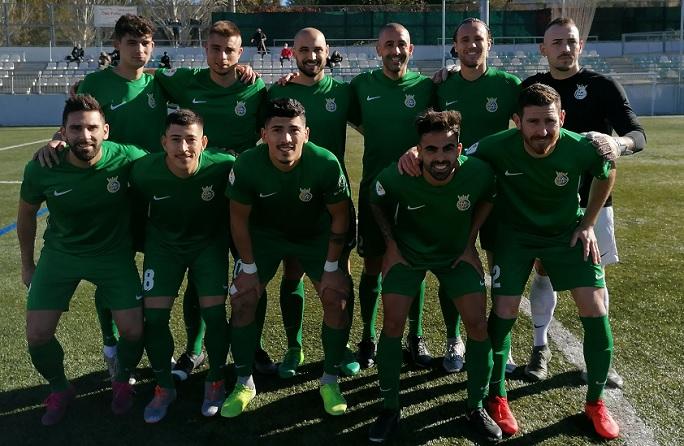 El Cerdanyola de Toni Carrillo és el lider en solitari del grup B de Tercera Divisió // FOTO: Cerdanyola FC