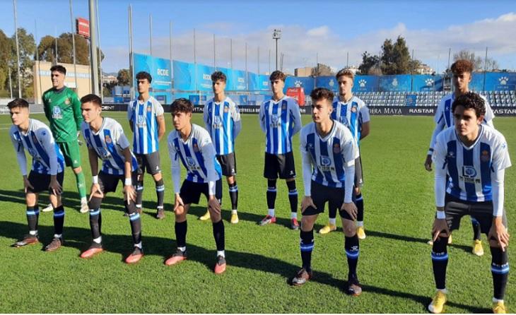 Espanyol, Juvenils, DHJ