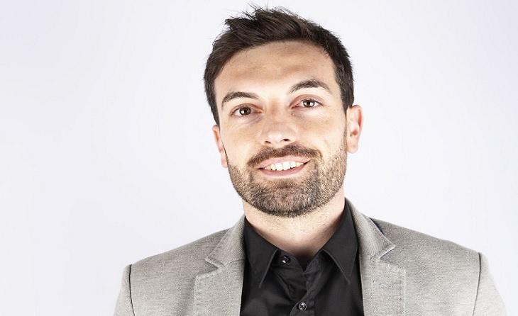 Pau Teixidor, exfutbolista i ara màxim responsable de l'entitat de L'Estany //  FOTO: CE Banyoles