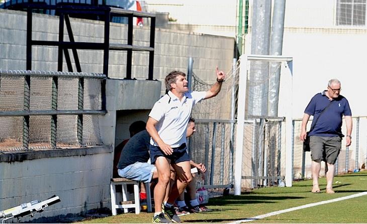 El Valls ha estat un dels equips que ha dirigit l'entrenador tarragoní // FOTO: El Travesser