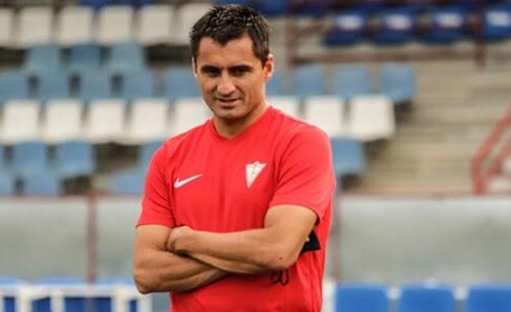 Un mite del futbol català, Santi Triguero, va penjar les botes el 2020 // FOTO: CF Igualada