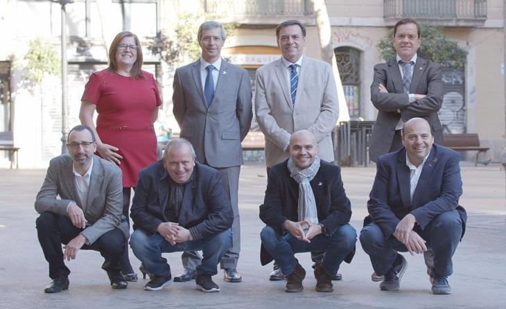 Víctor Martínez vol repetir experiència en la presidència quatre anys més // FOTO: D.P.