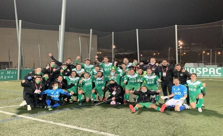 Cornellà, Copa del Rei, Atlético