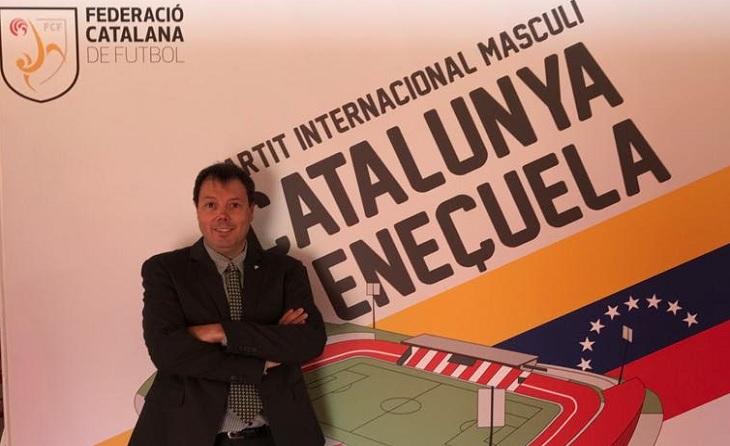 Toni Tañà és tota una referència per al futbol d'Osona // FOTO: FCF