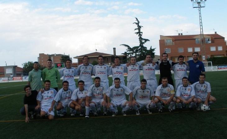 Jugadors FC Borges  2008-2009 // FOTO: J.J.