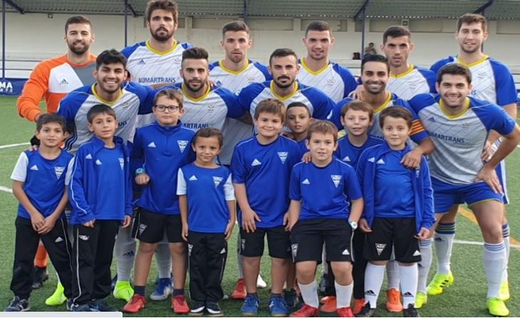L'equip de José Solivelles manté el mateix bloc amb el qual va començar el curs // FOTO: EC Granollers