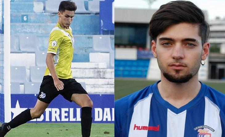 Sempre com a suplents, Joan Marc Lerones (Europa) i Martí Manchado (San Cristóbal) no s'han perdut ni un minut de Lliga