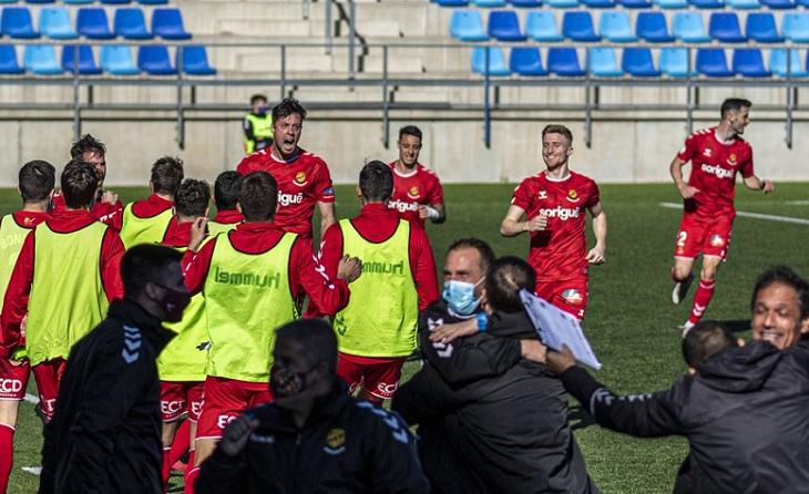 El grup de Toni Seligrat només té un clar objectiu i es diu ascens a Segona // FOTO: Nàstic de Tarragona