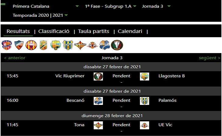 Primera Catalana