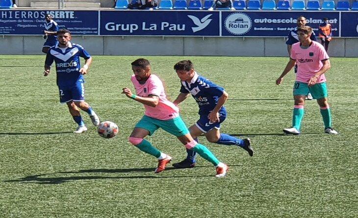 La lluita en la 1a fase està servida a la Segona Divisió B // FOTO: Jordi Mestres-FutbolCatalunya