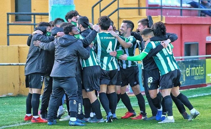 El Peralada se la jugarà en el Xevi Ramon davant la UE Vilassar de Peque // FOTO: CF Peralada