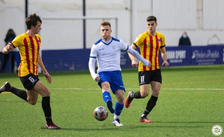 Granollers i Sant Andreu tenen opcions d'èxit al subgrup B de Tercera / Foto: RSF