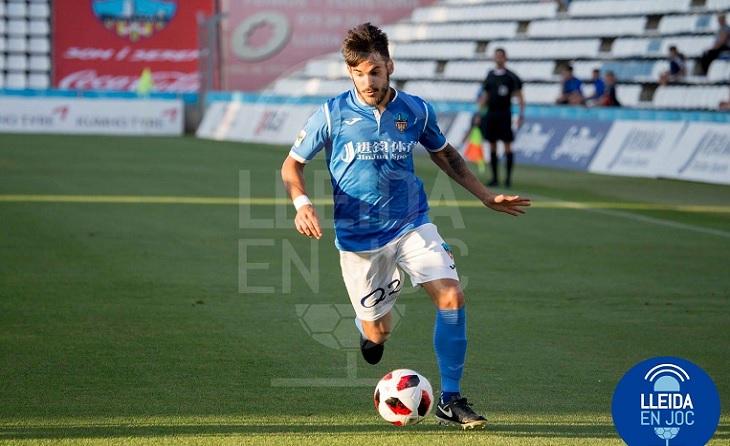 El jugador cambrilenc va jugar durant dues temporades a la Terra Ferma // FOTO: Lleida En Joc/Jordi Echevarría
