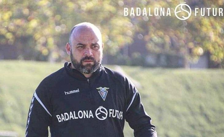 ManoloGonzález, 'OBruixodoFolgosodoCourel', torna a Badalona // FOTO: Eloy Molina