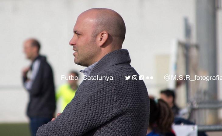 A Gabri no li està funcionant 'el seu' Lleida Esportiu // FOTO: marcsr_foto