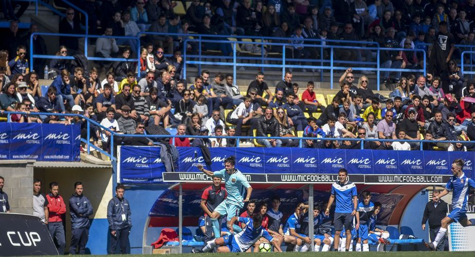 La Costa Brava i el futbol català desitja celebrar la vintena edició del Mundialito de clubs // FOTO: MICFootball