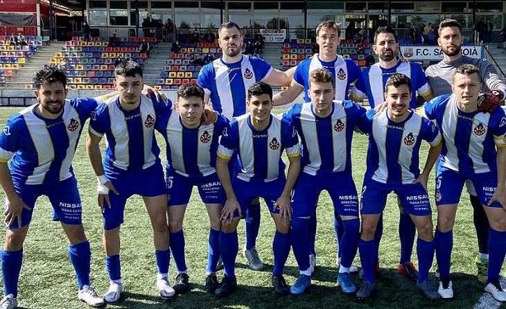 El Vilanova d'gus Isabel suma 4 triomfs i 3 empats // FOTO: CF Vilanova
