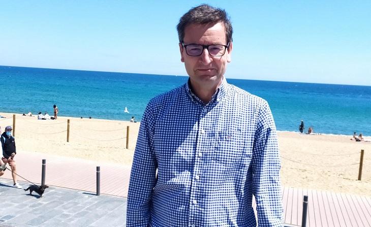 Borgoñó vol que l'Assemblea del futbol català pugui decidir sobre el seu futur // FOTO. E.G.