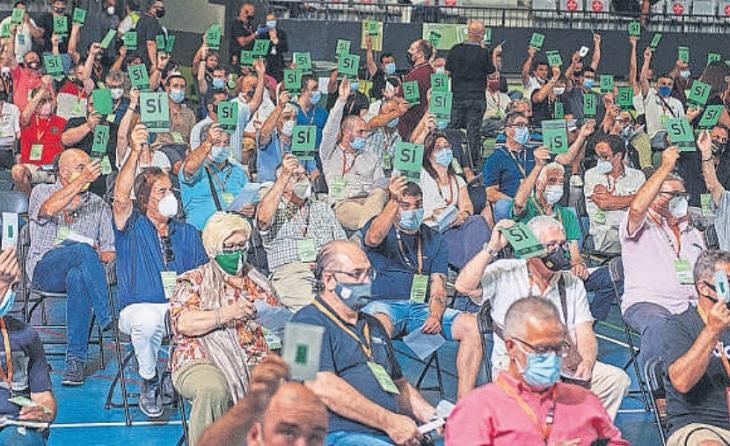 Ser estiu no va impedir que acudissin més de 300 clubs a Blanes // FOTO: FCF