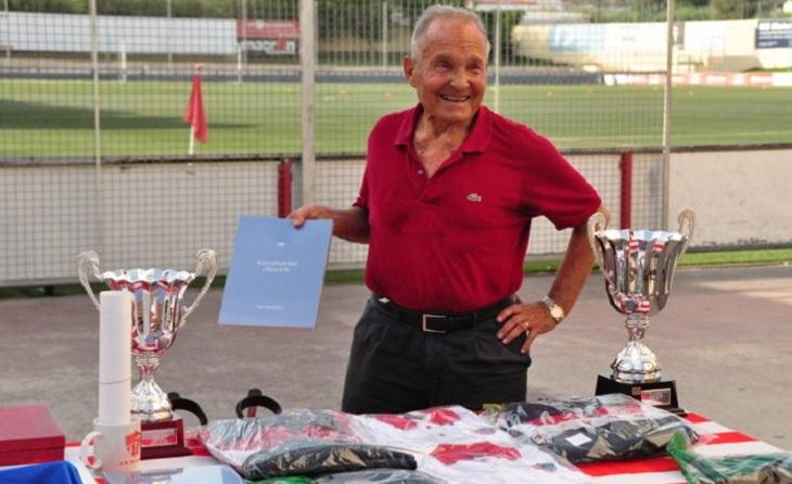 Xevi Ramon sempre estarà entre nosaltres. El futbolcat ho tindrà sempre present, gràcies // FOTO: UE Vilassar
