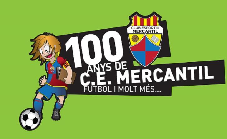 108 anys d'història contemplen al Mercantil, un històric del futbol vallesà i català // FOTO: LaCasagroga.net