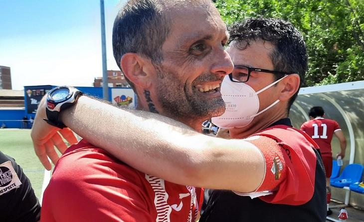 El capità badaloní sempre ha estat molt estimat per aficionats, companys i tècnics // FOTO: Eduardo Berzosa