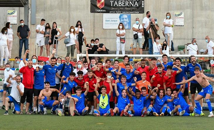 Necessitaven un èxit així la família de la Fundació P. Base Reus i ho han aconseguit amb mèrit // FOTO: FPB Reus