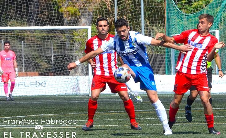 El Banyoles està a 4 punts del Figueres, però Competició pot llevar 3 als d'Hurtado i reduir diferències // FOTO: El Travesser