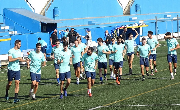 Renovades il·lusions per a la FE Grama en la segona temporada de Juanma Pons com a responsable // FOTO: FE Grama