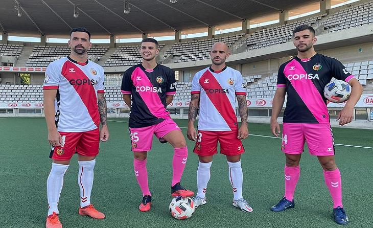 Carlos Cano, Juanan Gallego, Ton Alcover i Sergi Valls, 4 cracks a la Feixa Llarga // FOTO: CELH