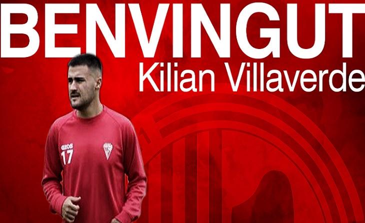 Kilian Villaverde, Olot