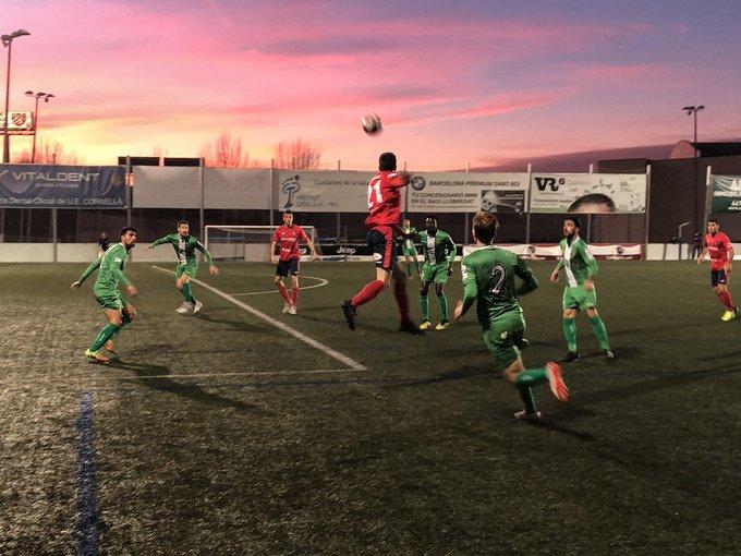 L'UE Cornellà seguirà jugant al Nou Municipal a Primera RFEF la propera temporada // FOTO: Jordi Mestres