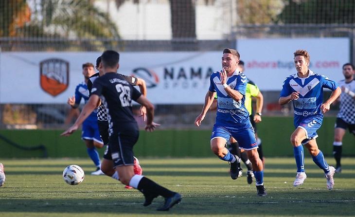 Badalona i Horta van empatar a zero en el segon partit de la jornada // FOTO: Històrics