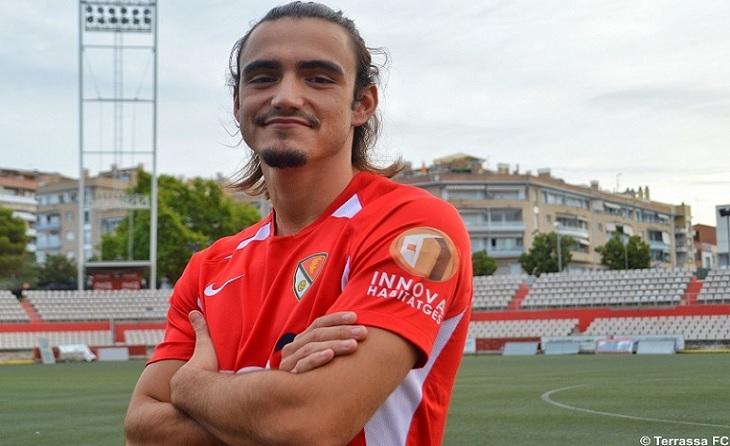 Alegria per al conjunt egarenc de Jordi López amb l'arribada de Bruno / FOTO: Terrassa FC