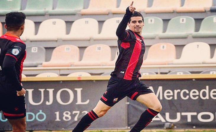 Ja han passat uns anys des del seu pas pel Reus Deportiu, anys inesborrables per a Jordi // FOTO: J.O.
