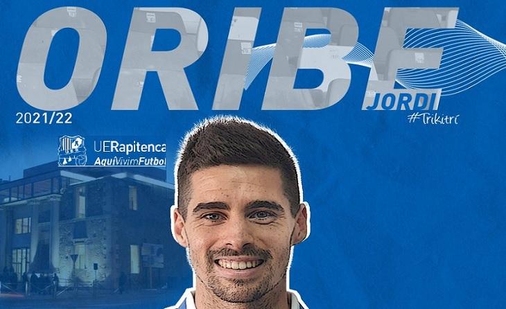 El reusenc Jordi Oribe se suma al projecte de la Rapitenca // FOTO: UE Rapitenca