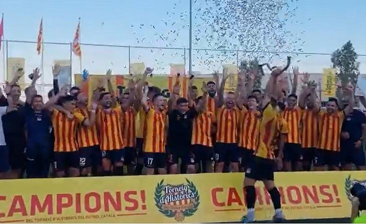 Sant Andreu, campió, Històrics