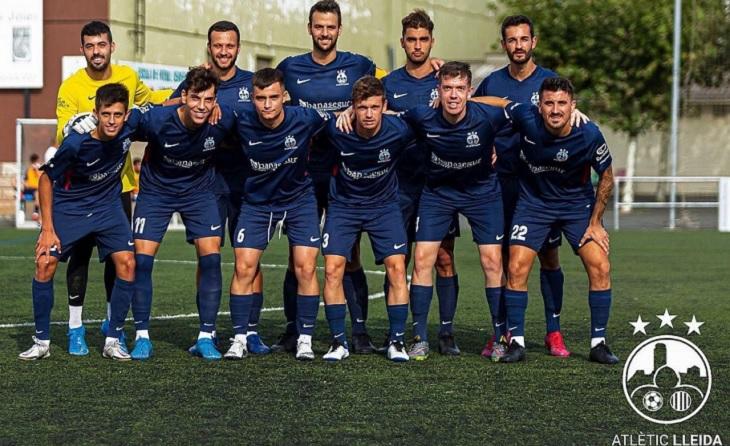 Un 'equipàs' amb majúscules per a intentar arribar pel cap alt alt del futbol catalàn // FOTO: At. Lleida