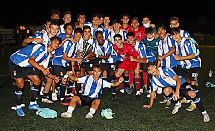 L'equip blanc-i-blau dirigit per Xavi Corominas sempre és un dels grans de la categoria // FOTO: Eduardo Berzosa